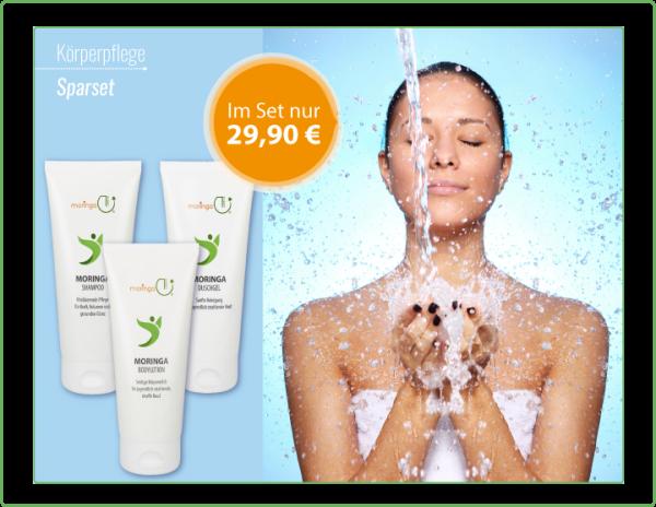MoringaGarden - Kosmetik-Sparset