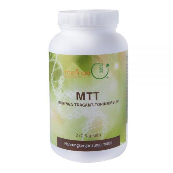 MTT - Kapseln + Bacillus subtilis DSM 21097