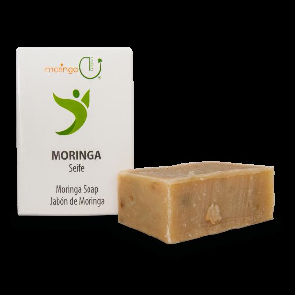 Moringa Naturseife