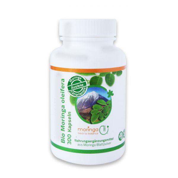 Großpackung Bio Moringa Auslese Kapseln