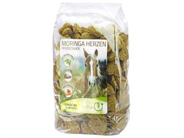 """Moringa Herzen Pferdesnack """"vegetarisch"""""""