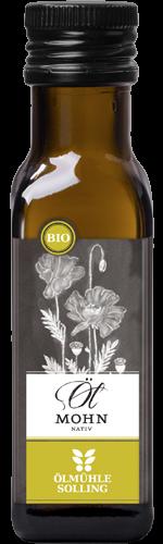 Bio Mohnöl