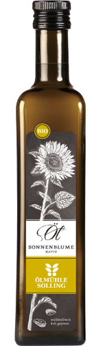Bio Sonnenblumenöl nativ