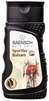 Sportler Balsam