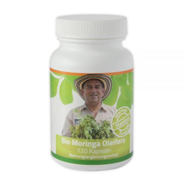 Bio Moringa Standard Kapseln